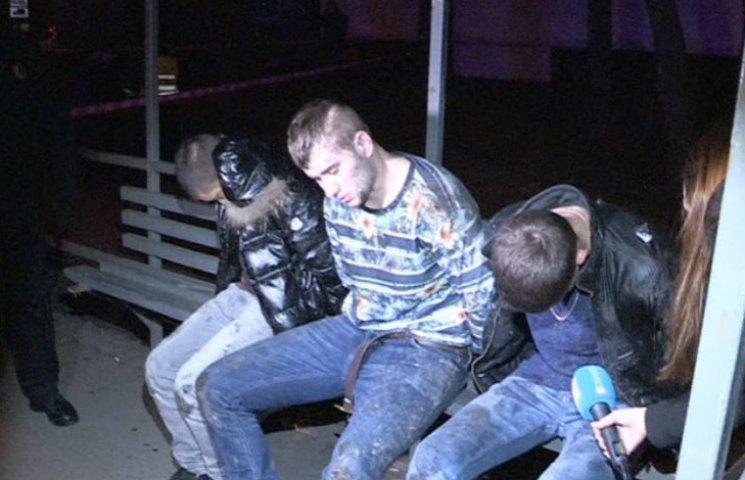 """Как выглядят """"пьяные имбецилы"""", устроившие ночную погоню по Киеву"""