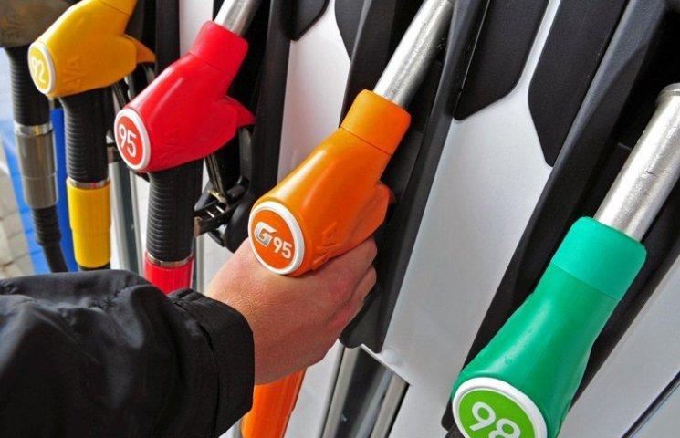 На Сумщині суттєво впала реалізація бензину