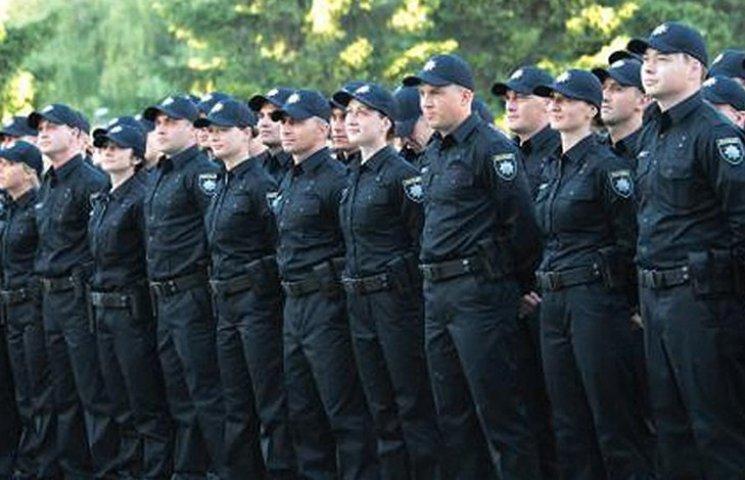 У Херсоні нова патрульна поліція сьогодні складе присягу