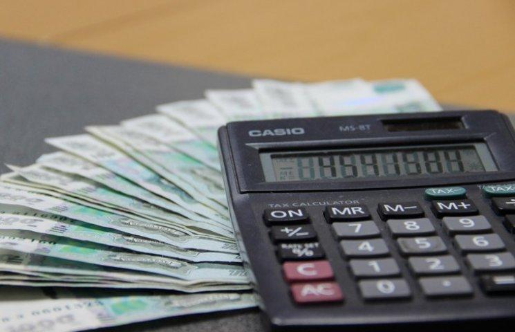 Сумський бюджет недоотримав 7,5 мільйонів гривень