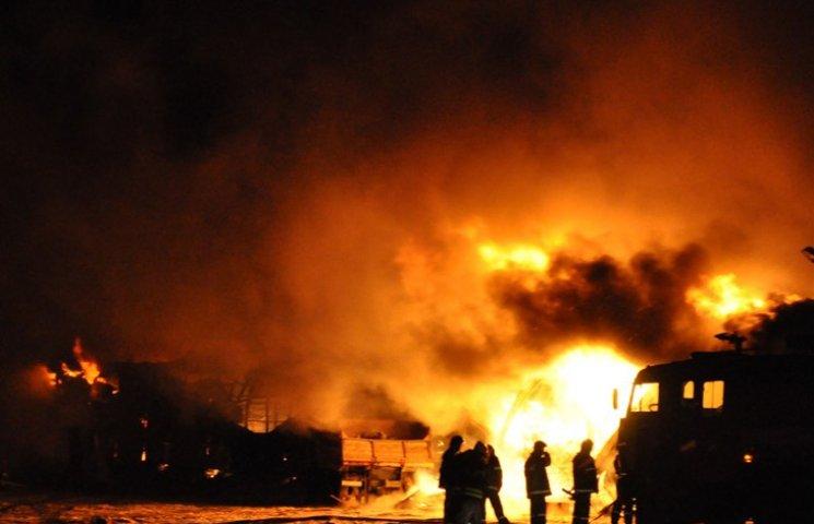 На Сумщині значно побільшало пожеж