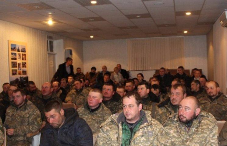 Ми ночували 4 дні буквально на снігу, - бійці 53-ї бригади про Широколанівський полігон