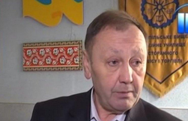 Скандального директора Тернопільського ПТУ таки звільнили