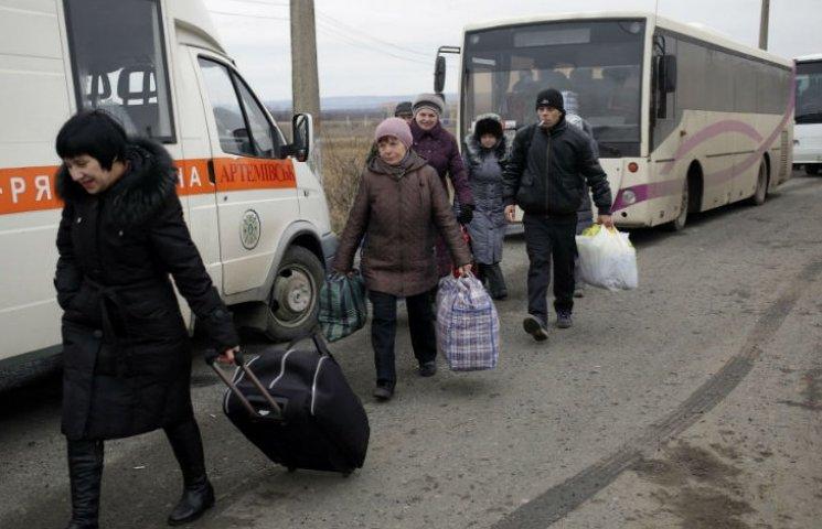 На Луганщине 3 тыс. человек лишили стату…