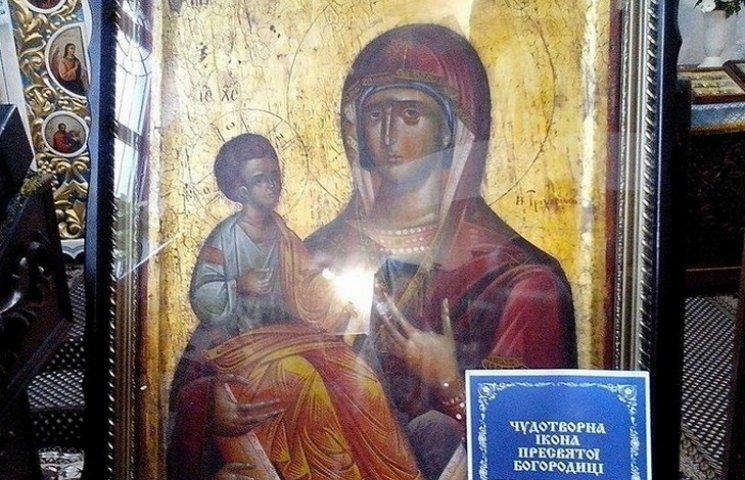 В Ровно привезут чудотворную икону Богор…