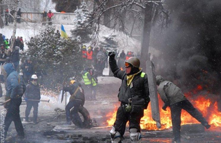 До річниці Революції Гідності в Сумах відбудеться фотовиставка присвячена героям Майдану