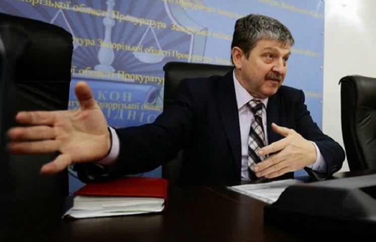 Запорізького прокурора викликали на Різницьку звітувати  про розгін Майдану