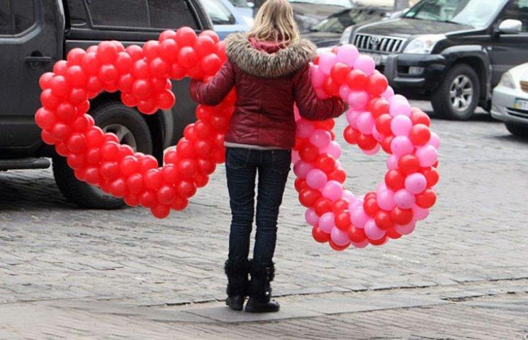 У День Закоханих запорожці зможуть сфотографуватися на 28-метровій висоті