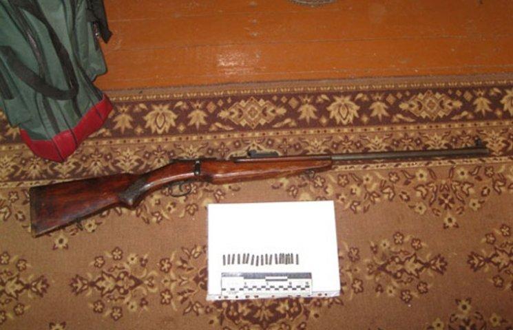 Мешканець Сумщини за кілька місяців не встиг донести до поліції знайдену рушницю