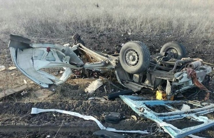 У лікарні помер четвертий пасажир підірваного біля Мар`їнки автобуса