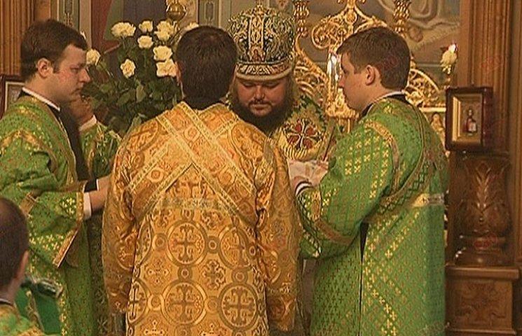 Як єпископ Бердянський і Приморський Єфрем відзначив день ангела