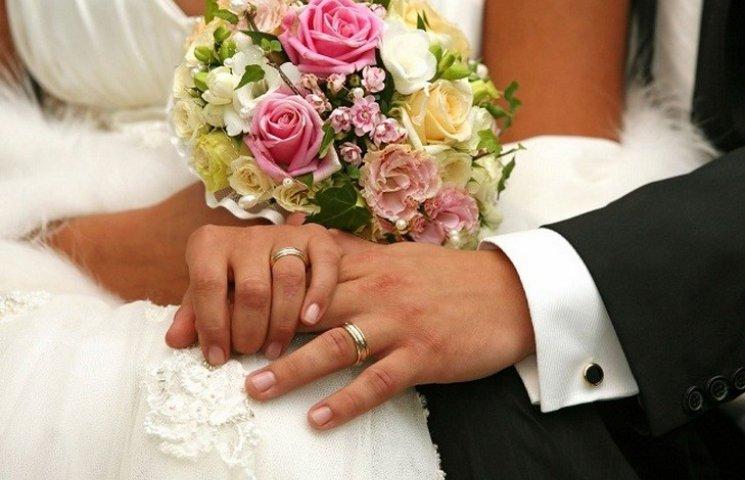 В День закоханих у Вінниці одружаться три десятка пар