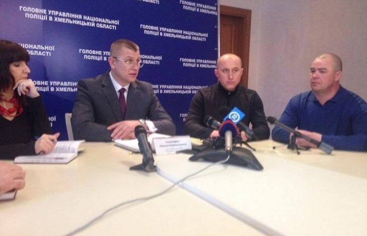 Головний поліцейський Хмельниччини зізнався, що сподівався на спокійну переатестацію