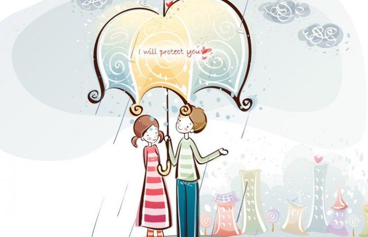 Як святкують День Закоханих у різних країнах світу