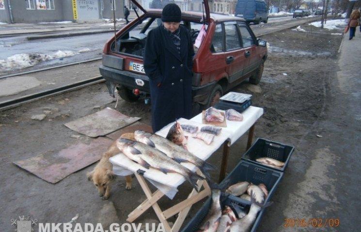 У Миколаєві продовжують боротися зі стихійною торгівлею