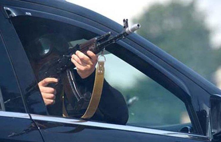 У Нікополі розстріляли машину з лідером чеченського угруповання із Запоріжжя