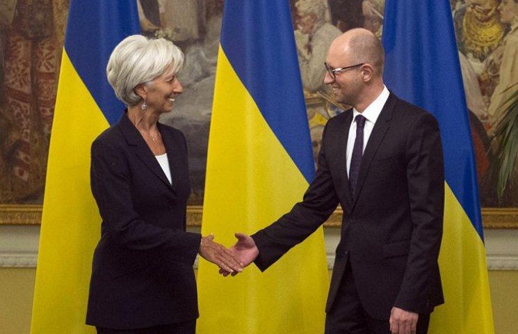 Сколько будет стоить Украине голова Яценюка