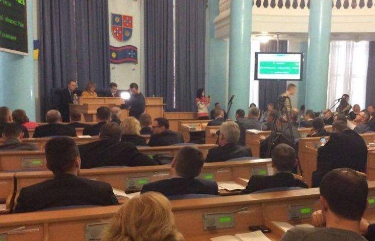 Вінницькі депутати просять відправити Уряд у відставку