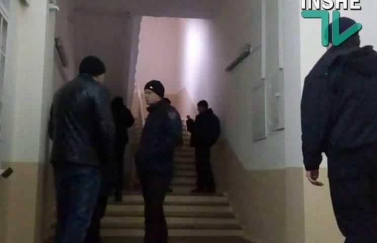 Поліція схопила рейдерів у миколаївській Торгово-промисловій палаті