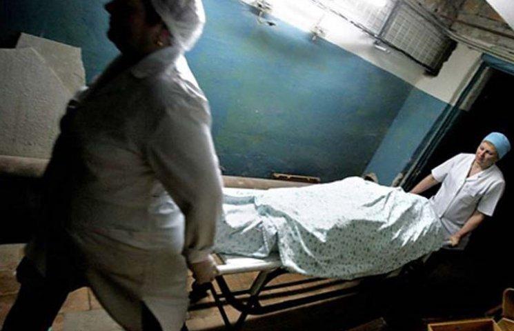 У Бердянську ще одна людина померла від пневмонії