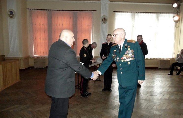 У Сумах нагородили ветеранів-афганців