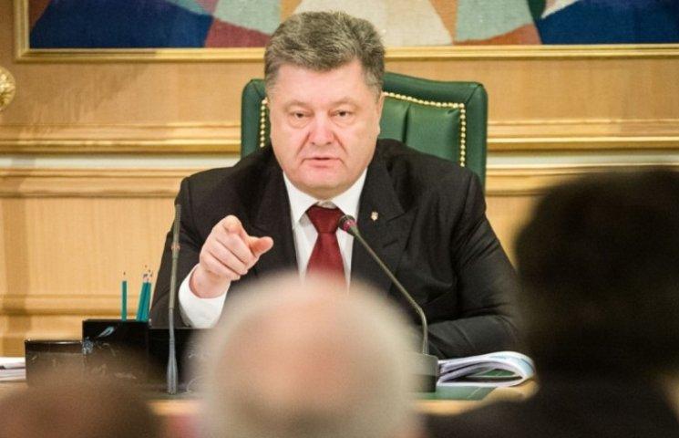 Після скандалу на Широколанівському полігоні Порошенко доручив ОДА допомагати військовим