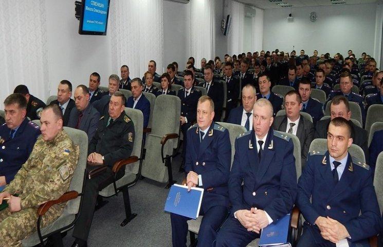 Прокурор Хмельниччини вважає недостатньою боротьбу з корупцією в області