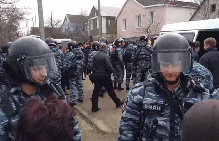 Видео дня: Аресты крымских татар и ограбление по-кременчугски