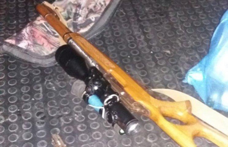 Правохоронці на Кролевеччині спіймали двох озброєних водіїв