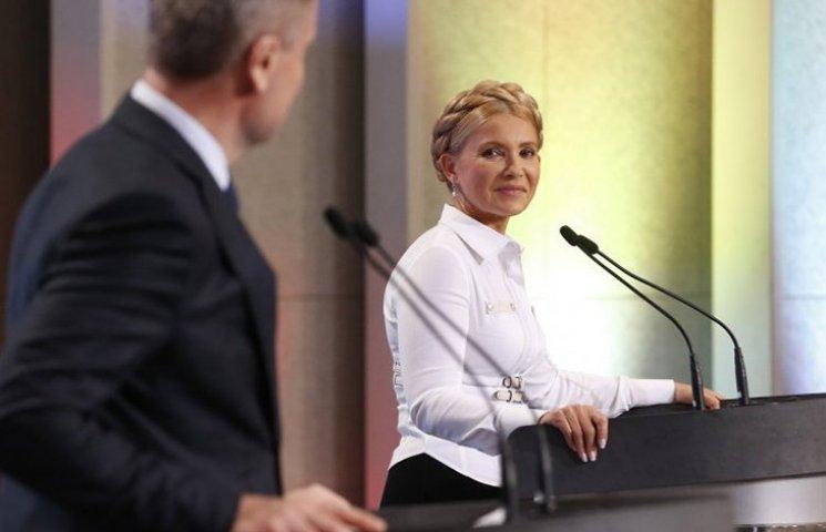 За сколько Тимошенко купила конституционный план Медведчука