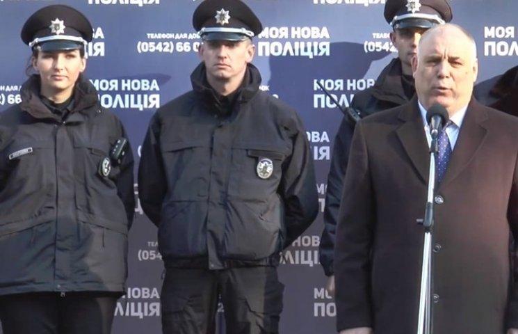 У Сумах до нової поліції відібрали 300 кандидатів