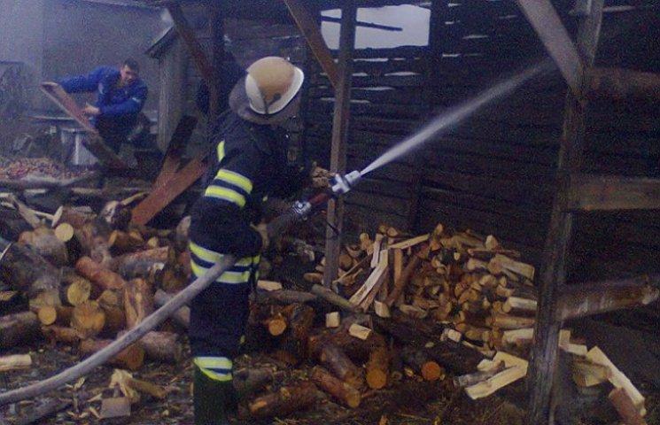 На Хмельниччині діє більше сотні місцевих пожежних команд