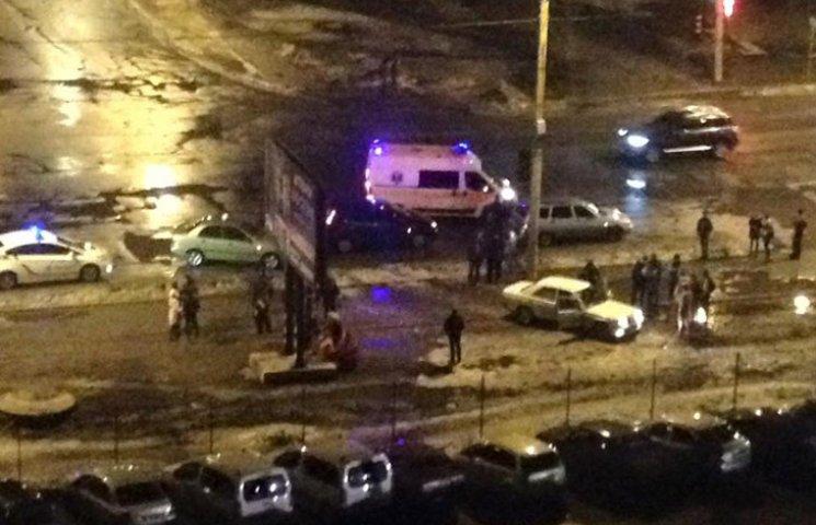 У Сумах над водієм, який збив жінку-пішохода, мало не вчинили самосуд