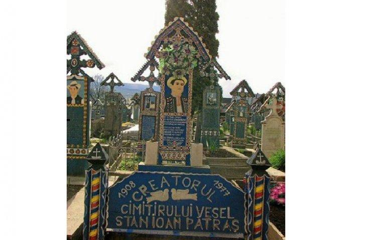 """""""Веселий цвинтар"""" є у Румунії"""