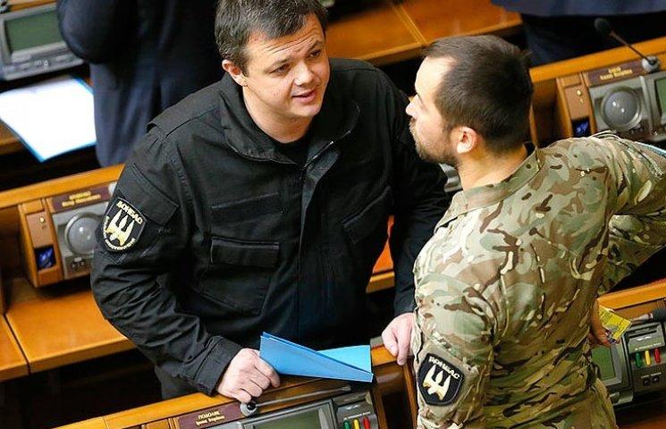 Как Семенченко сыграет в поддавки с Вилкулом