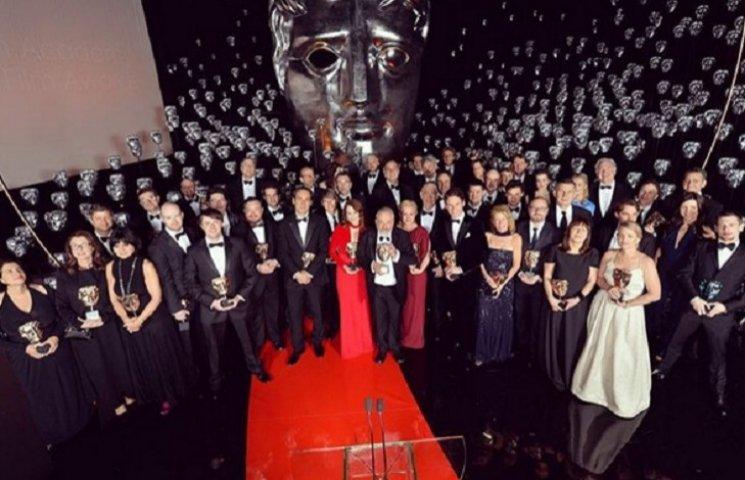 BAFTA-2016: счастливый Ди Каприо, изящная Куриленко и веселая Уинслет