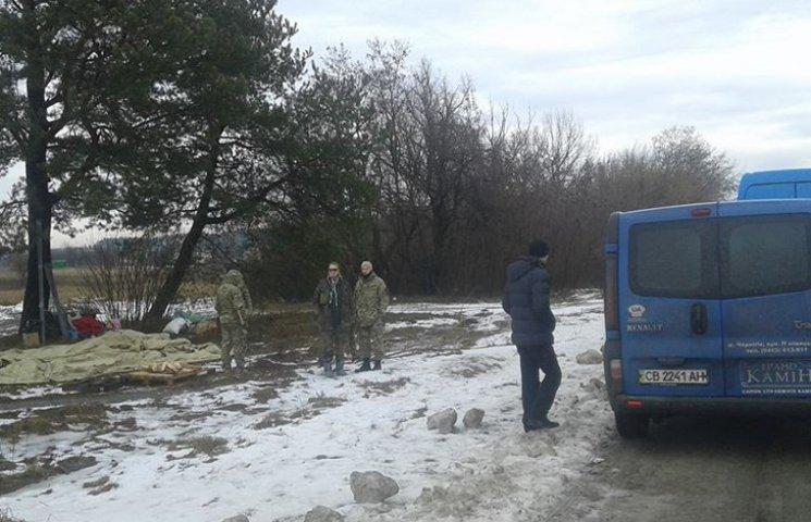 """Чернігівщина приєдналася до """"Ведмежої блокади"""" російських фур"""