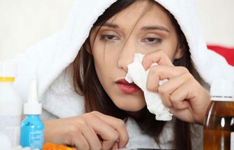 У Запоріжжі захворюваність на грип та ГРВІ на 30% нижча епідпорогу