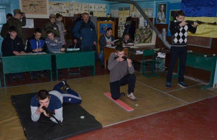 На Сумщині серед молоді пройшов чемпіонат зі стрільби