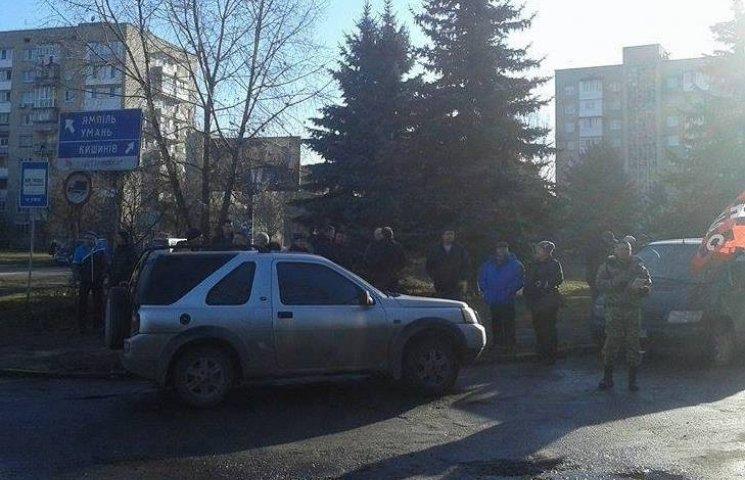 """На Вінниччині транзитний транспорт з Росії планують зупиняти в трьох """"точках"""""""