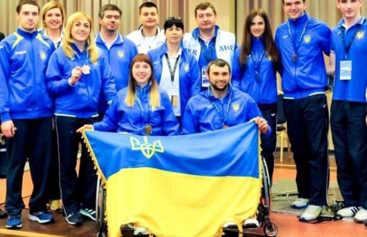 Миколаївська шаблістка виборола золоту медаль на кубкові світу з фехтування на візках