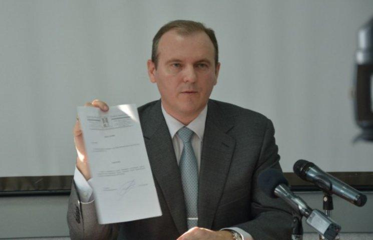 Власенко в черговий раз назвав своє звільнення незаконним, а себе легітимним президентом РТПП