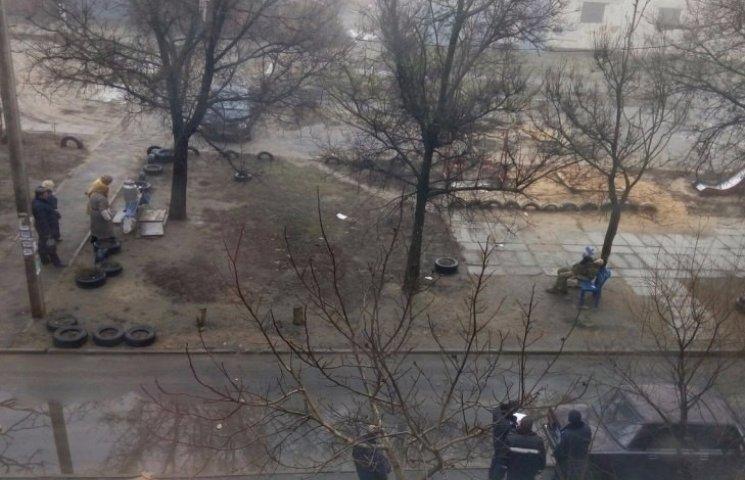 У центрі Миколаєва знайшли труп АТОшника