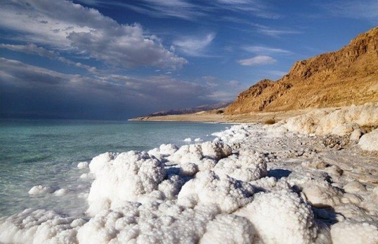 На Росії знайшли альтернативу Мертвому морю