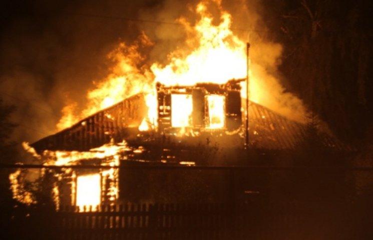 Мешканець Сумщини, який спалив будинок разом з дитиною, отримав 15 років тюрми