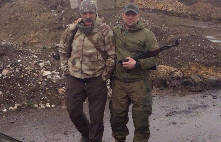 """Кива та боєць батальйону МВС """"Свята Марія"""" Корчинський багато співпрацюють"""