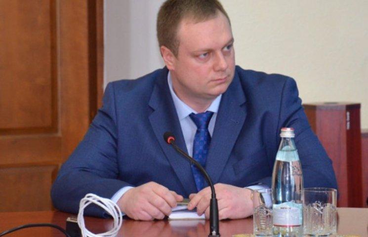 На Миколаївщині представлено нового начальника управління внутрішньої безпеки