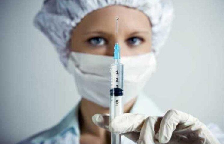 Миколаївщина вибилась в лідери по кількості щеплень від поліомієліту