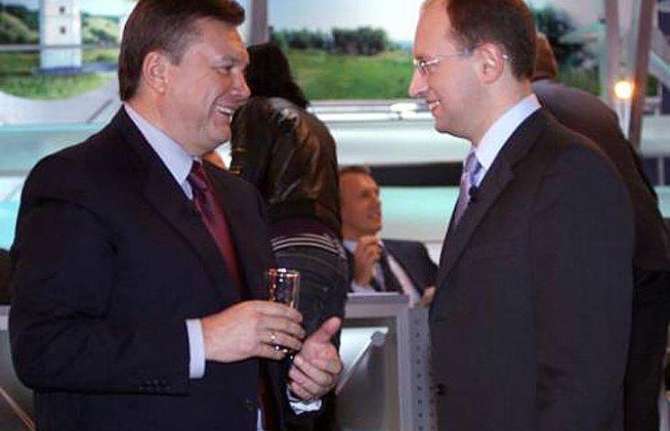 Що спільного у недобитого Яценюка з Євроасоціацією Януковича