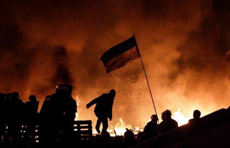 Хроники Революции Достоинства: Начало кровавой атаки на Евромайдан
